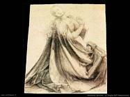 grunewald matthias  Vergine dell'annunciazione