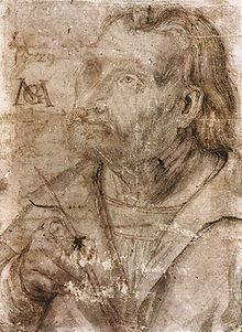 Ritratto di Grünewald Matthias