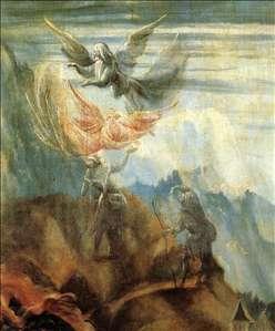 Pittura di Grünewald Matthias