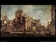 guardi francesco Campo dei santi Giovanni e Paolo