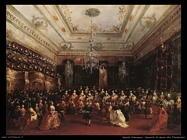 guardi francesco Concerto di signore alla Filarmonica