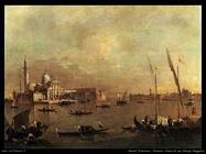 guardi francesco Venezia, san Giorgio Maggiore