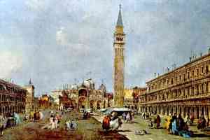 Dipinto di Francesco Guardi