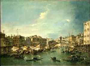 Pittura di Francesco Guardi