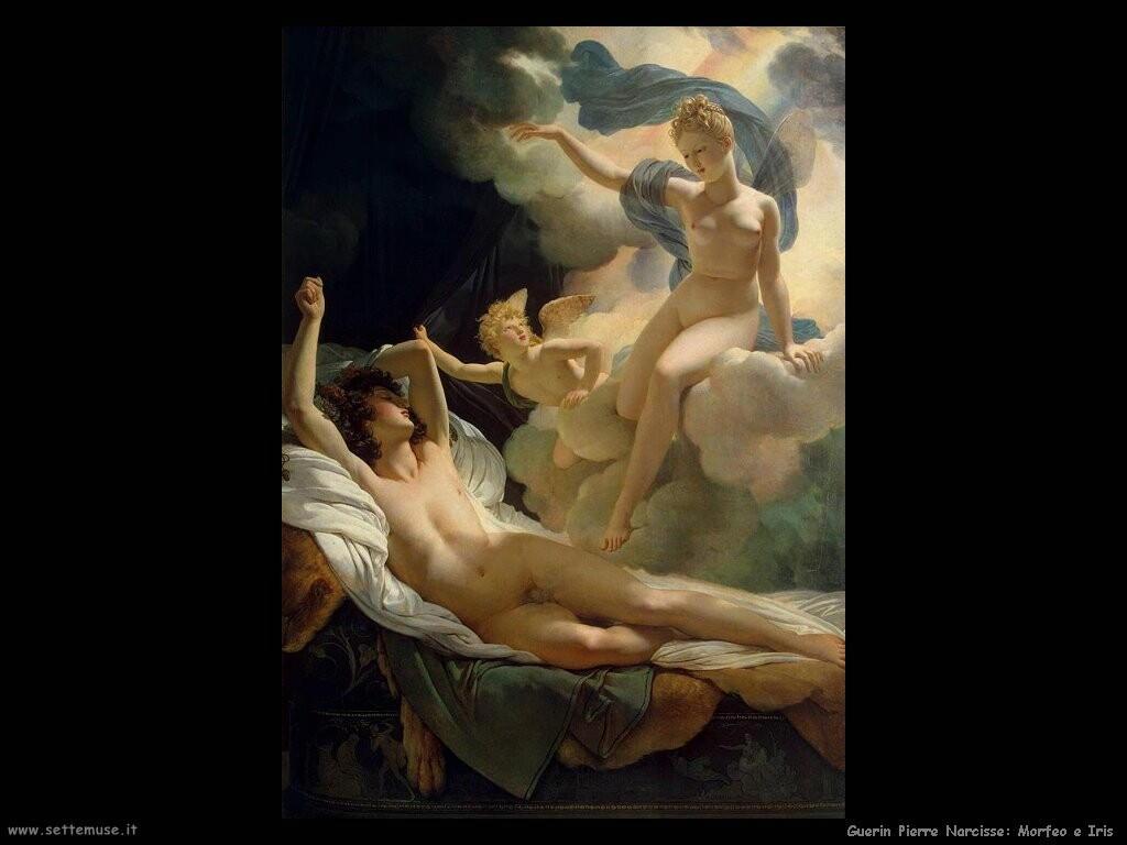 guerin pierre narcisse   morpheus e iris