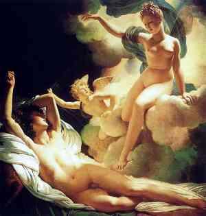 Dipinto di Guerin Pierre-Narcisse