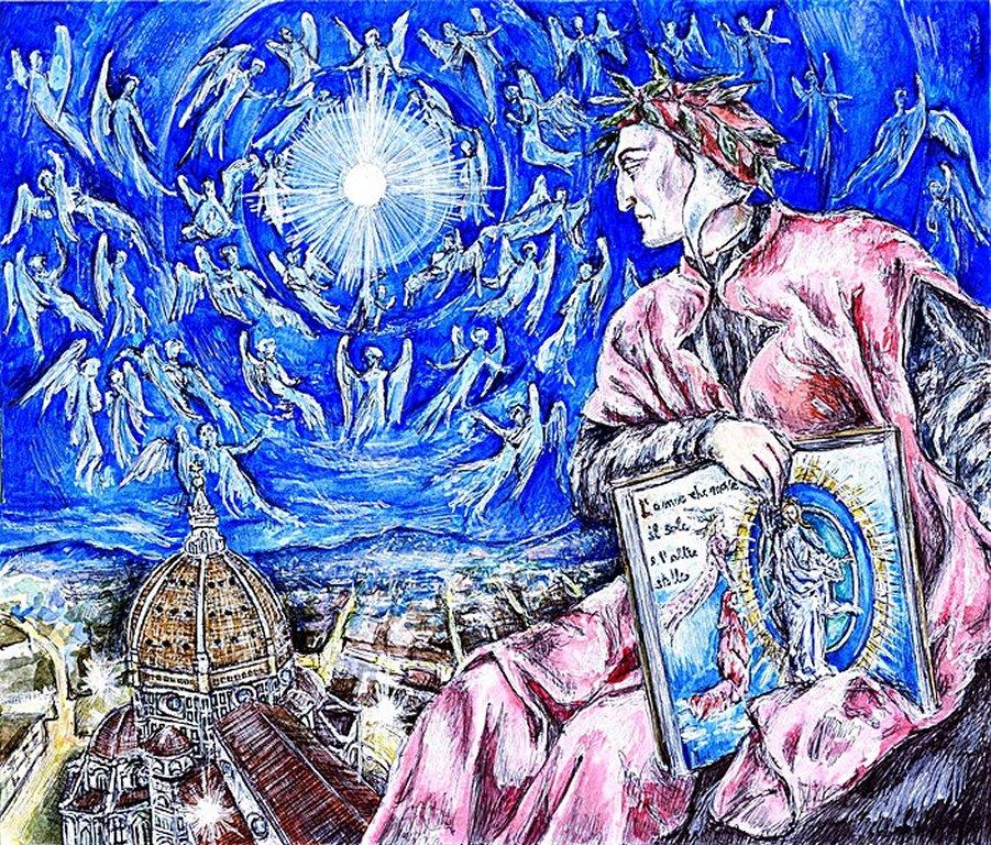 Giovanni Guida Dante Alighieri