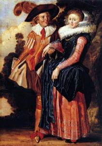 Dipinto di Dirck Hals