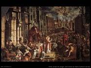 heintz joseph the younger  Sant'Antonio da Padova il miracolo del mulo