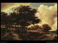 hobbema meyndert Paesaggio