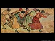 ferdinand hodler donne che corrono