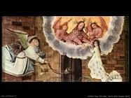 holbein hans the elder Morte della Vergine (dett)