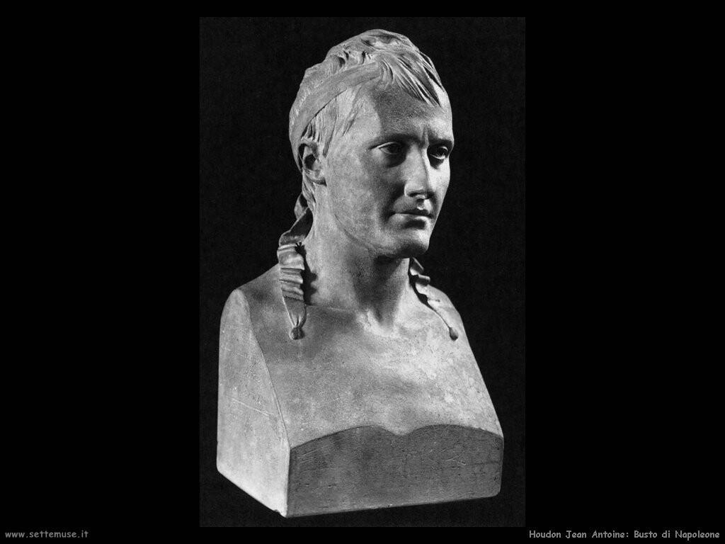 houdon jean antoine Busto di Napoleone