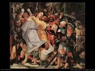 huber christ wolf  La cattura di Cristo