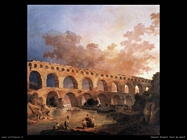 hubert robert Pont du Gard