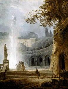 Fontana di Robert Hubert