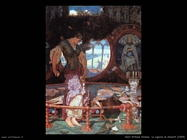 hunt_william_holman The lady of Shalott (1889)