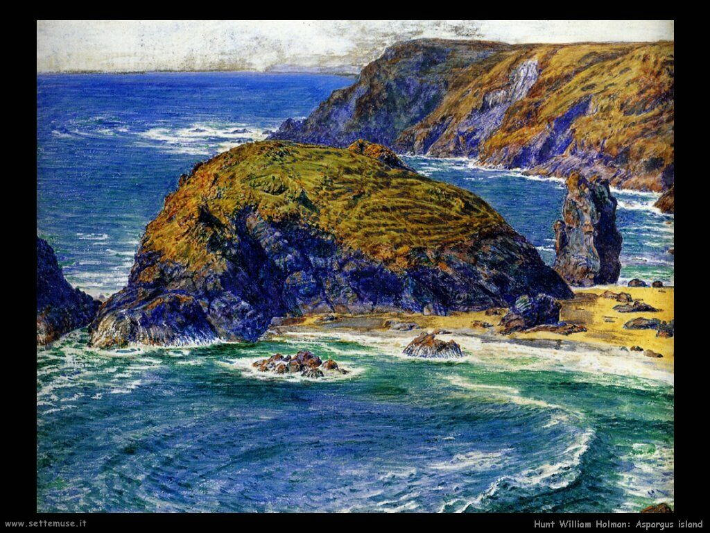 hunt_william_holman Aspargus island