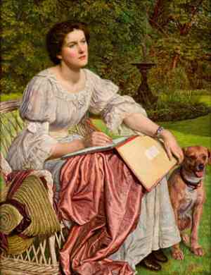 Pittura di William Holman Hunt