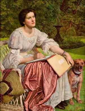 Pittura di William Holman Hunt