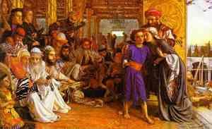 Dipinto di William Holman Hunt