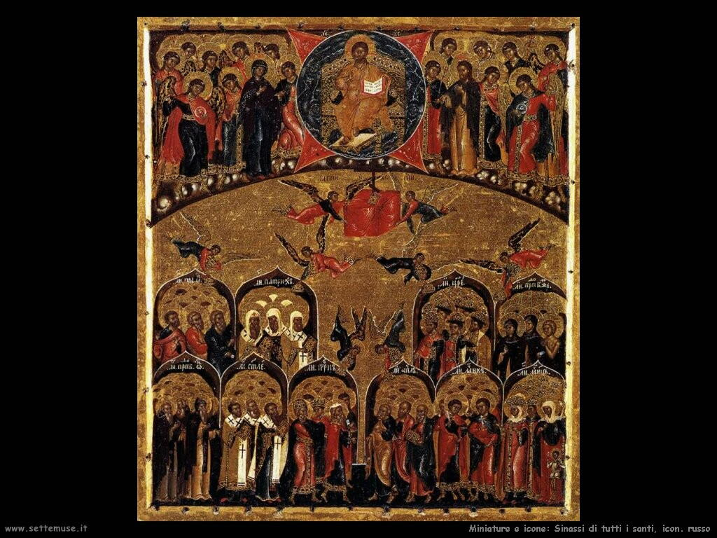 synaxis tutti santi russi