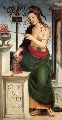 Pittura de Il Sodoma