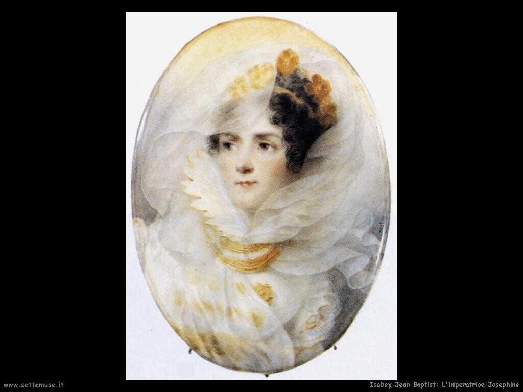 isabey jean baptist  Imperatrice Josephine