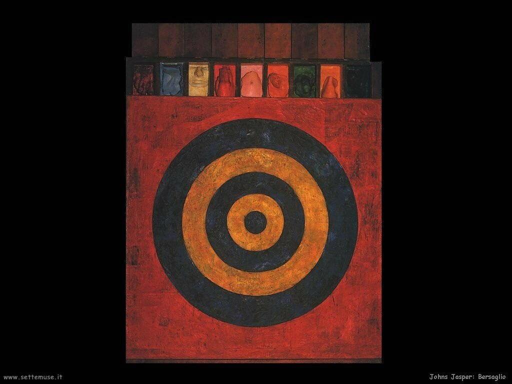 Jasper Johns: Bersaglio