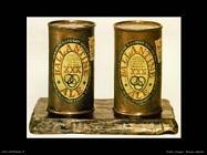 Jasper Johns: Bronzo dipinto