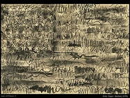 Jasper Johns: Bandiera (1958)
