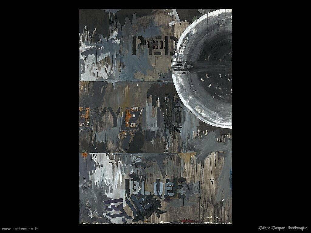 Jasper Johns: Periscopio