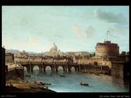 joli antonio Roma, vista del Tevere