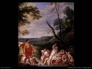 jordaens jacob Diana e Atteone