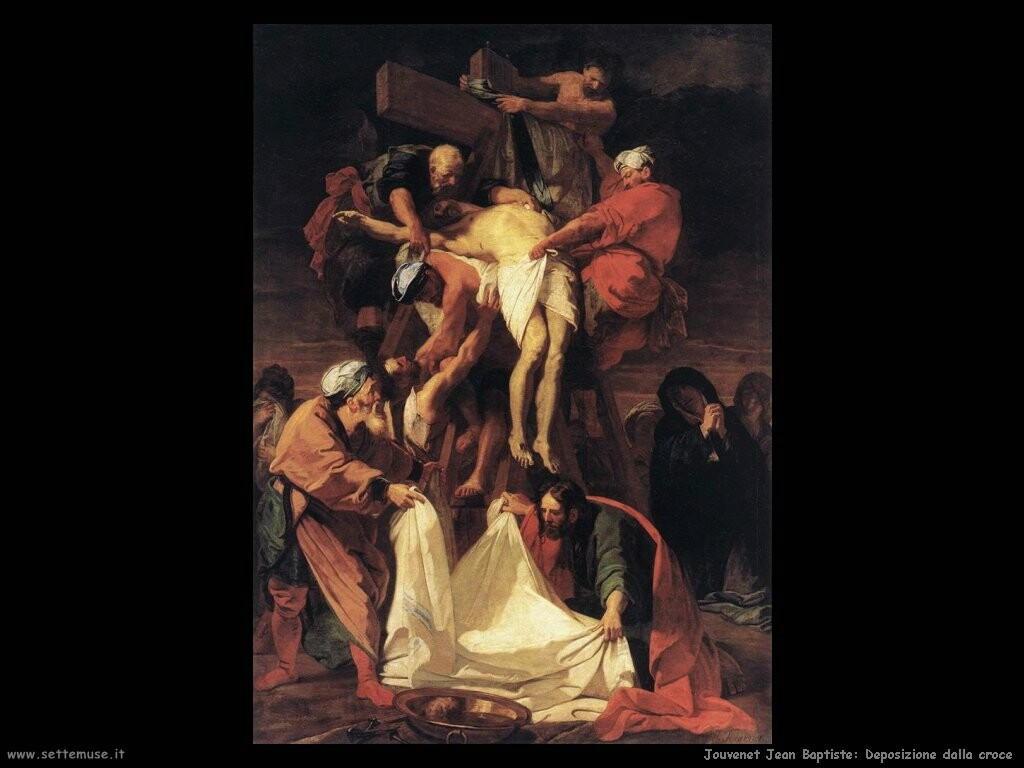 jouvenet jean baptiste Deposizione dalla croce