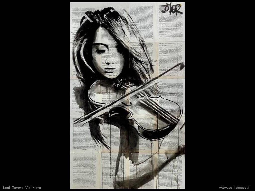 loui jover violinista