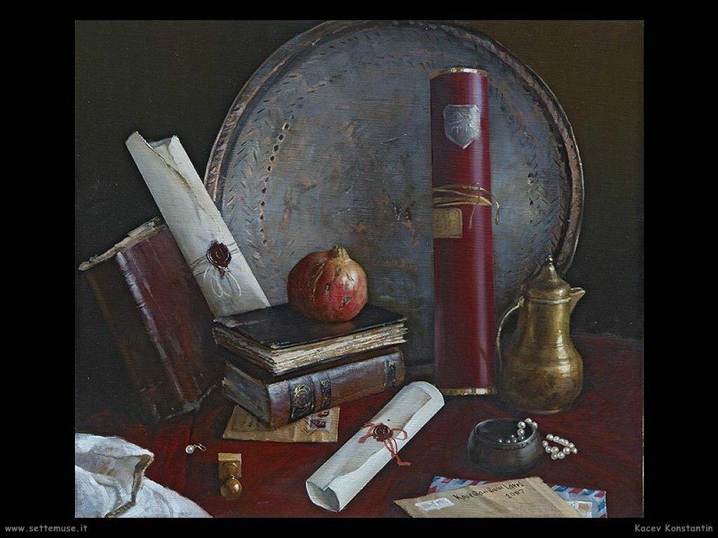 dipinti di Kacev Konstantin 012