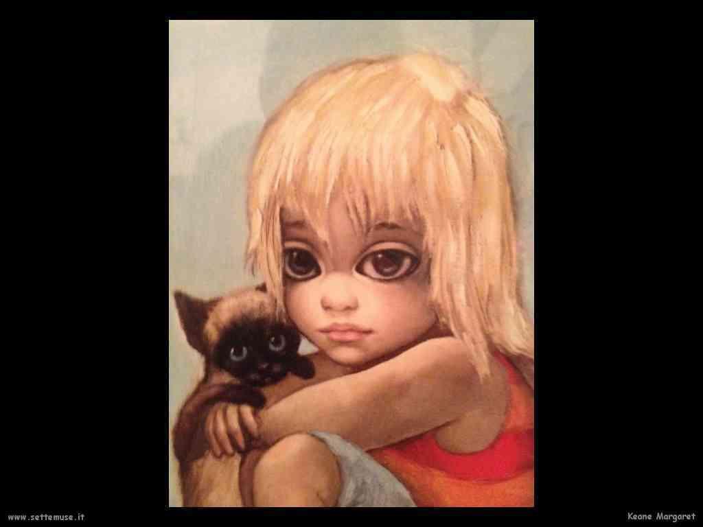 gli occhi di Keane Margaret 009