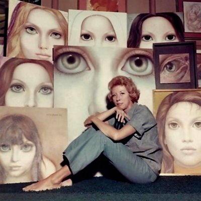 Keane Margaret giovane