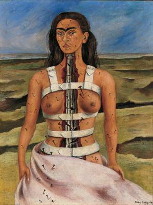 Pittura di Frida Kahlo
