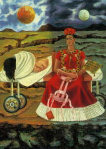 Opera di Frida Kahlo