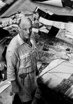 Laboratorio di Anselm Kiefer