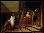 knupfer nicolaus Cristo davanti a Erode