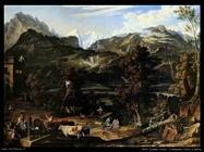 koch joseph anton  Altopiano vicino a Berna