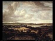 koninck philips Panorama delle dune e del fiume