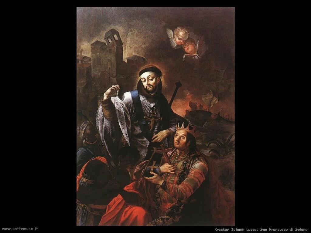 kracker johann lucas San Francesco di Solano