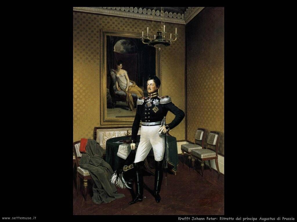 kruger franz Principe Augustus di Prussia