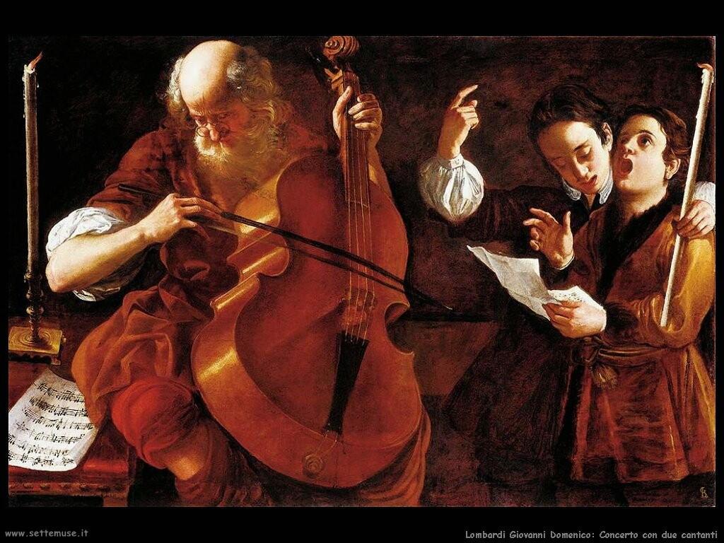 Lombardi Giovanni Domenico