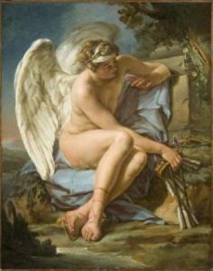 Angelo di Louis Jean Francois Lagrenee