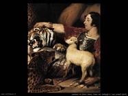 landseer_sir_edwin_henry Isaac van Amburgh e i suoi animali (dett)